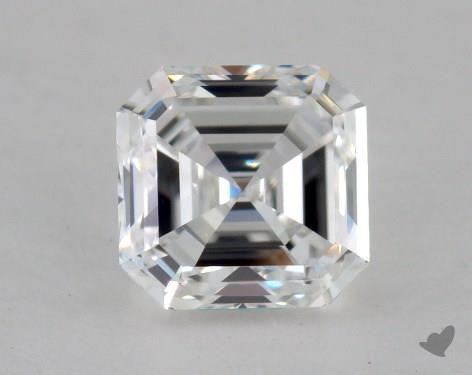 1.00 Carat E-VS1 Asscher Cut  Diamond
