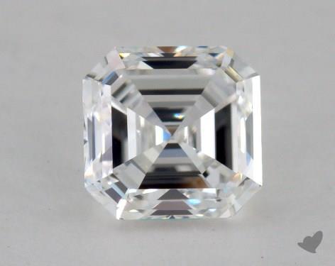 1.00 Carat E-VS1 Asscher Cut Diamond