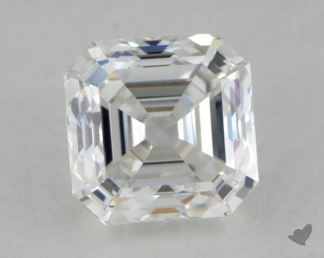 0.80 Carat H-VS2 Asscher Cut Diamond