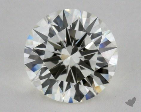 3.12 Carat J-VVS2 Excellent Cut Round Diamond