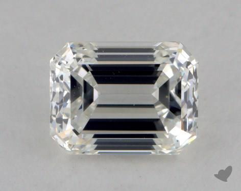 1.20 Carat I-VS1 Emerald Cut Diamond
