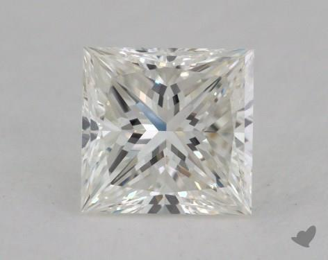 1.43 Carat I-VS1 Princess Cut Diamond