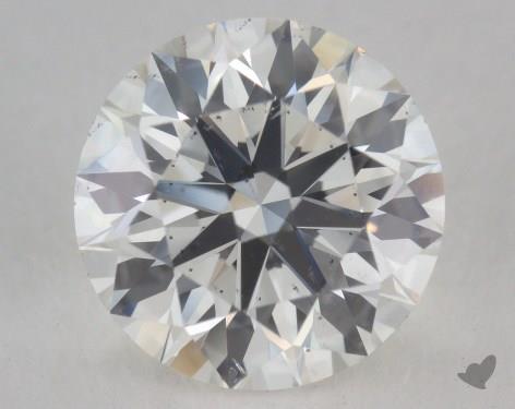1.51 Carat G-SI1 Excellent Cut Round Diamond