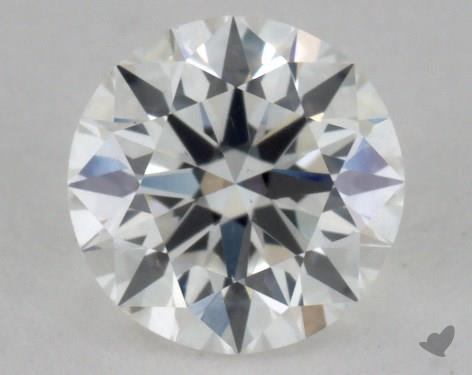 0.50 Carat G-VS2 Excellent Cut Round Diamond