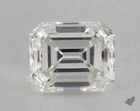 1.82 Carat H-VS2 Emerald Cut  Diamond