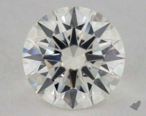 1.40 Carat K-VVS2 Excellent Cut Round Diamond