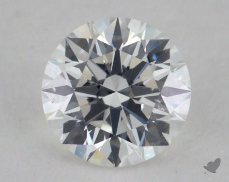 0.50 Carat G-SI1 Excellent Cut Round Diamond