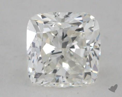 0.90 Carat H-VS2 Cushion Cut Diamond