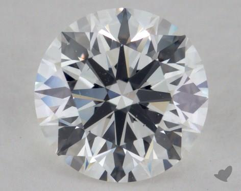 1.30 Carat G-VS2 Excellent Cut Round Diamond