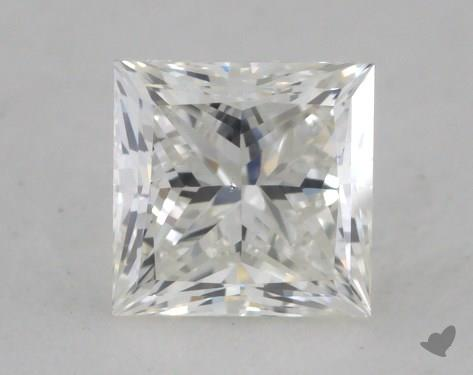 0.60 Carat H-VS2 Ideal Cut Princess Diamond