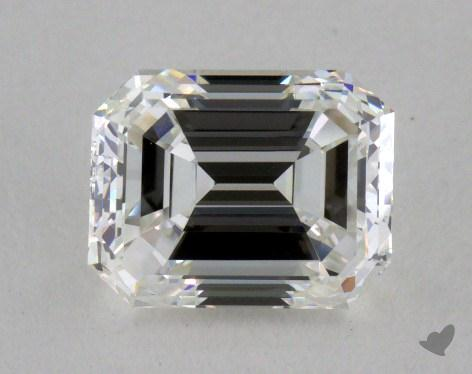 1.10 Carat G-VVS1 Emerald Cut Diamond