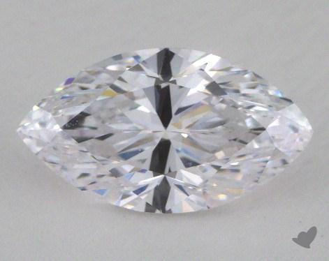 2.05 Carat D-IF Marquise Cut  Diamond