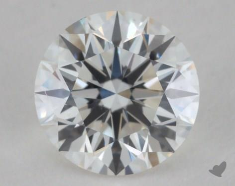 1.03 Carat H-VS2 Excellent Cut Round Diamond