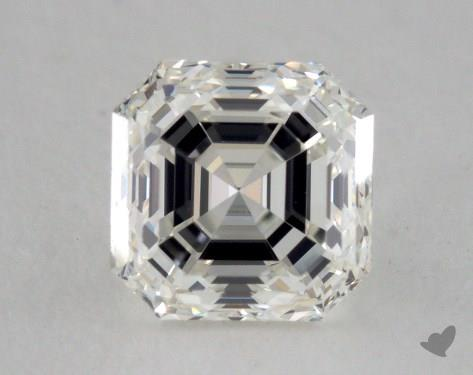 0.81 Carat H-VVS2 Asscher Cut  Diamond