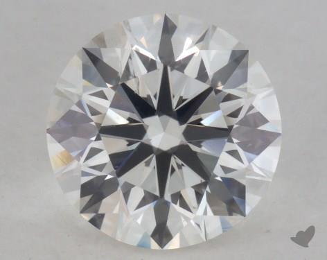 1.75 Carat H-SI2 Excellent Cut Round Diamond
