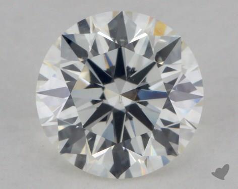 1.05 Carat H-VS2 Excellent Cut Round Diamond
