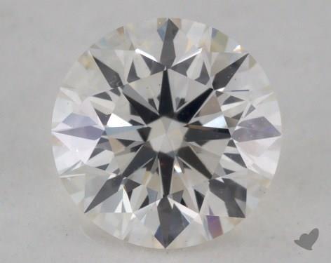 0.65 Carat H-VS2 Excellent Cut Round Diamond