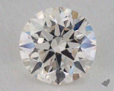 0.50 Carat I-VS1 Excellent Cut Round Diamond