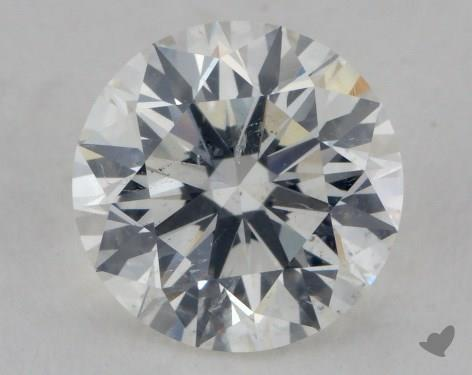 2.40 Carat I-SI2 Excellent Cut Round Diamond