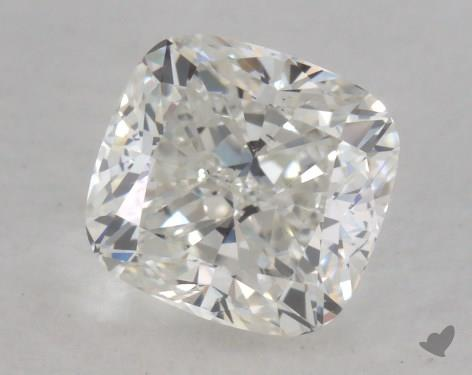 1.00 Carat H-VS2 Cushion Cut  Diamond