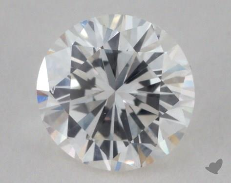 0.54 Carat H-VS2 Good Cut Round Diamond