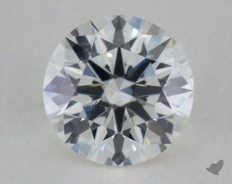 0.54 Carat H-SI1 True Hearts<sup>TM</sup> Ideal Diamond