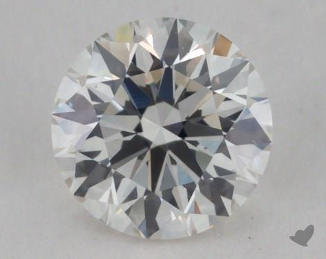 0.57 Carat H-VS2 Excellent Cut Round Diamond