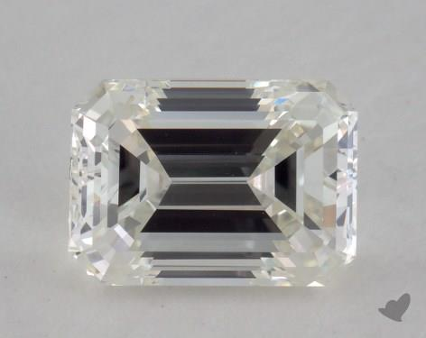 1.51 Carat I-VVS2 Emerald Cut Diamond