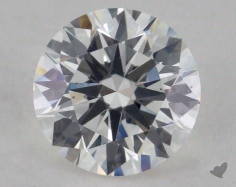 0.62 Carat H-VS2 Excellent Cut Round Diamond