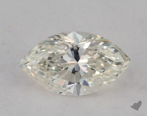 0.70 Carat K-VS1 Marquise Cut Diamond