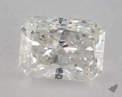 2.02 Carat H-VS2 Radiant Cut  Diamond