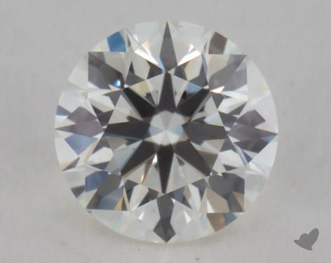 0.55 Carat I-VS2 True Hearts<sup>TM</sup> Ideal Diamond