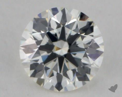 0.53 Carat I-VS2 True Hearts<sup>TM</sup> Ideal Diamond