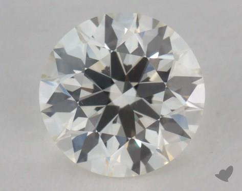 0.55 Carat I-VS2 Ideal Cut Round Diamond