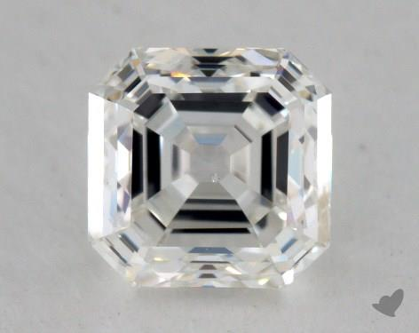 0.91 Carat G-SI1 Asscher Cut  Diamond