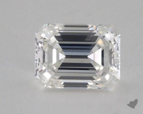 1.22 Carat G-VS1 Emerald Cut Diamond