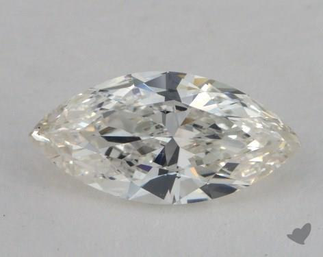 0.91 Carat H-SI1 Marquise Cut  Diamond