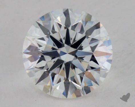2.33 Carat F-VS2 Excellent Cut Round Diamond