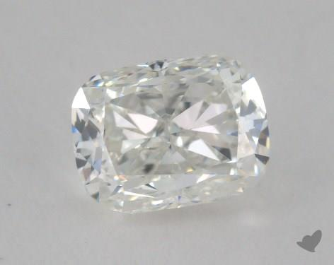0.91 Carat H-VS2 Cushion Cut Diamond