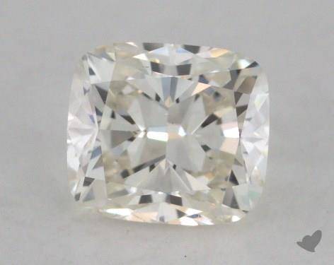 0.62 Carat I-SI1 Cushion Cut Diamond