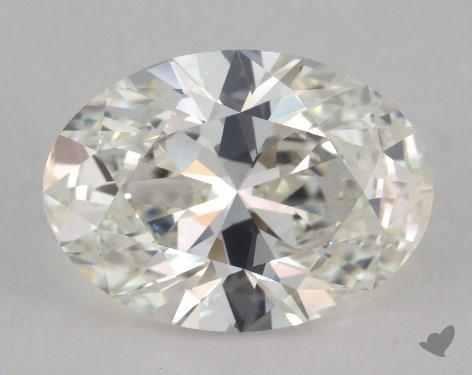 1.51 Carat I-VS1 Oval Cut Diamond