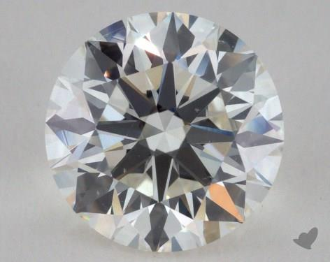 2.20 Carat I-VS2 Excellent Cut Round Diamond