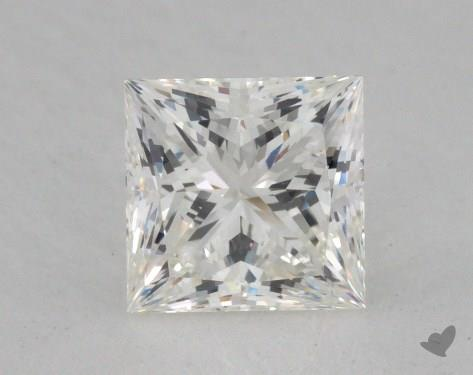 1.51 Carat H-VVS1 Ideal Cut Princess Diamond