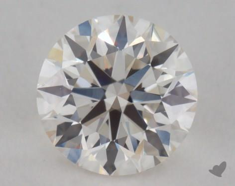 0.70 Carat I-VS1 Excellent Cut Round Diamond