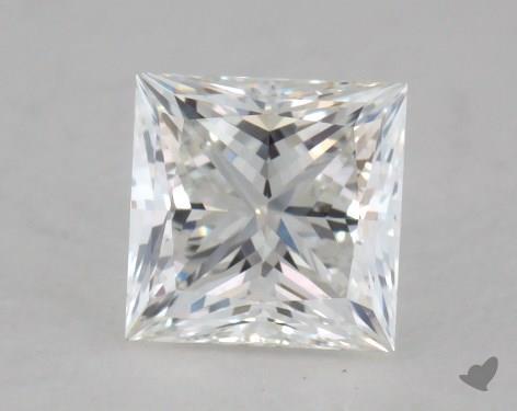 0.81 Carat G-IF Ideal Cut Princess Diamond