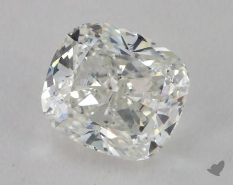 1.02 Carat H-VS2 Cushion Cut Diamond