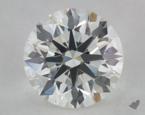 1.51 Carat I-VVS2 Excellent Cut Round Diamond