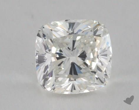 0.79 Carat H-VS2 Cushion Cut Diamond