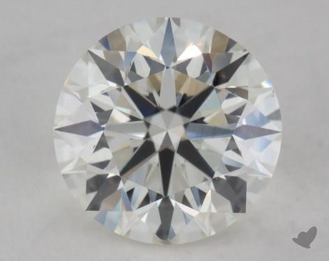 1.50 Carat H-VS2 Excellent Cut Round Diamond