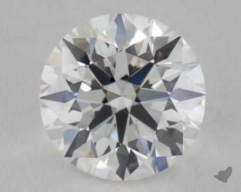 1.50 Carat G-VVS2 Excellent Cut Round Diamond